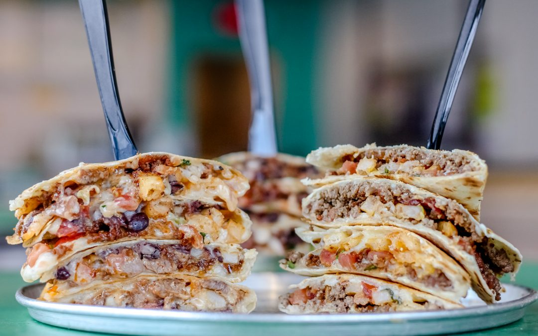 stacked dillas